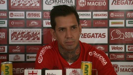 Com Victor Ramos, CRB chega a 37 contratações para 2019: 10 já deixaram o clube