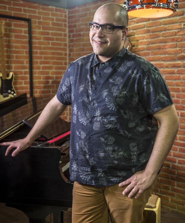 Tiago Abravanel (Foto: Globo/João Cotta)