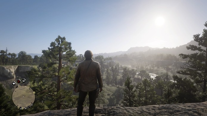 Red Dead Redemption 2 (Foto: Reprodução/Diego Borges)