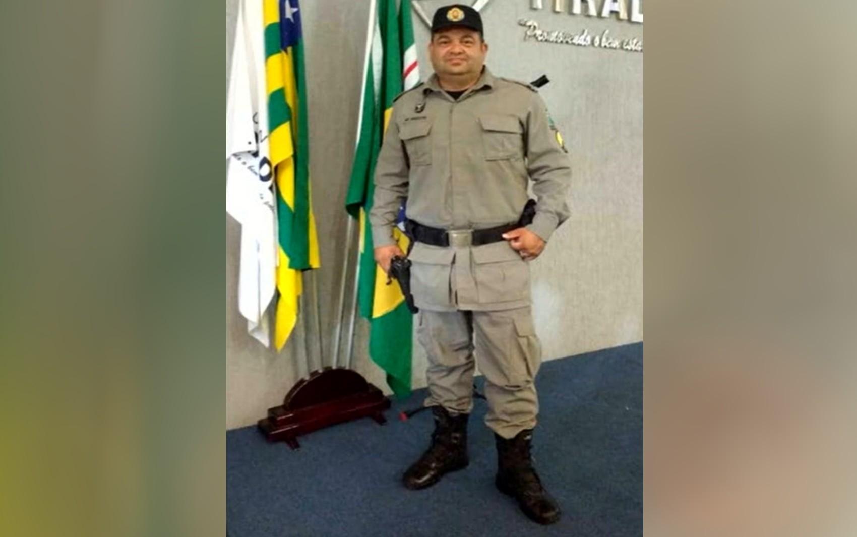 Sargento da PM morre dois dias após deixar hospital curado da Covid-19, em Goiânia