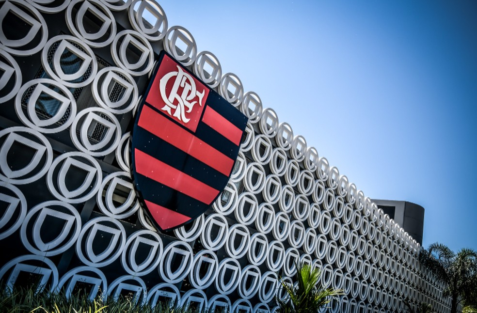 CT que era utilizado pelos profissionais em 2018, passou para a garotada em 2019 — Foto: Marcelo Cortes/Flamengo