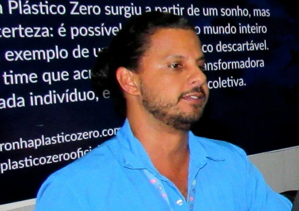 Márcio Azevedo tinha 43 anos  — Foto: Ana Clara Marinho/ G1