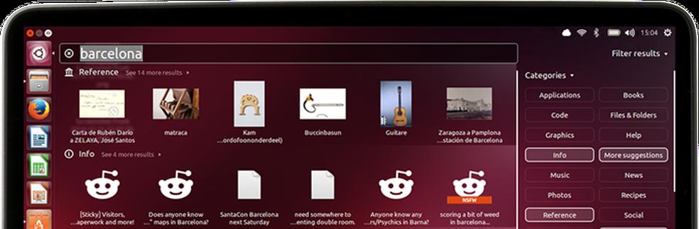 Ubuntu é uma opção para economizar no sistema do computador — Foto: Divulgação/Ubuntu