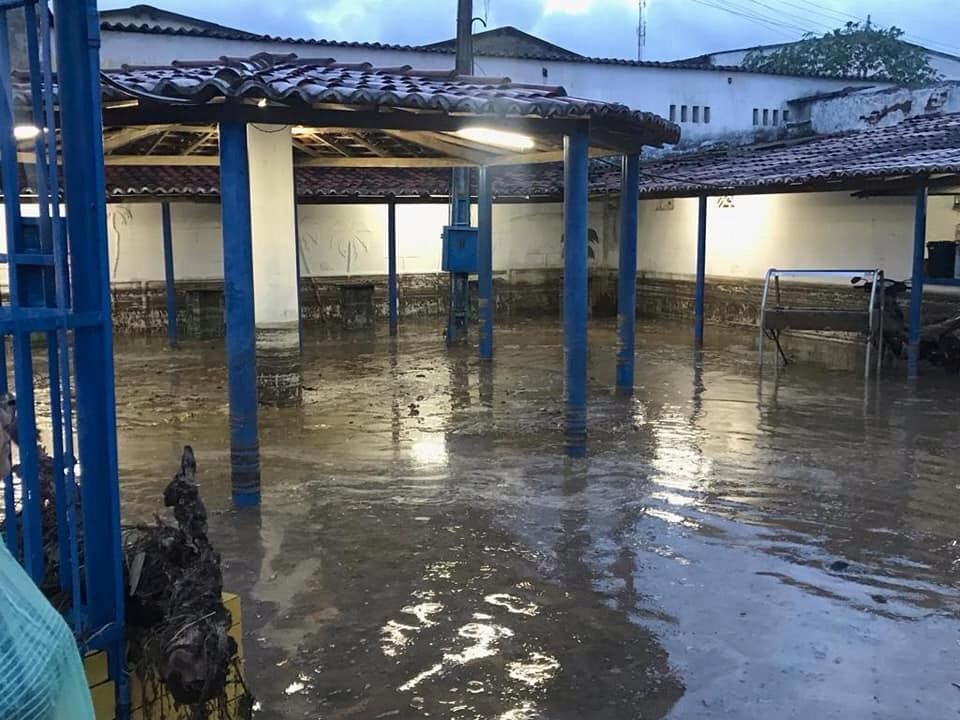 Forte chuva provoca transtornos e deixa desabrigados em Pocinhos, no Agreste da PB - Noticias
