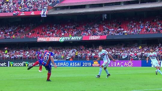 Bahia usa último jogo contra o São Paulo como inspiração para duelo pela Copa do Brasil
