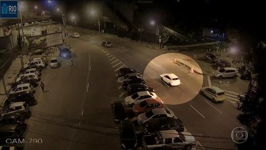 Novas imagens mostram Marielle sendo seguida por 2 carros no Rio