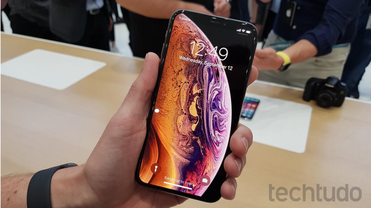 Tem Na Web - iPhone XS ultrapassa celular mais caro do Brasil; confira o ranking