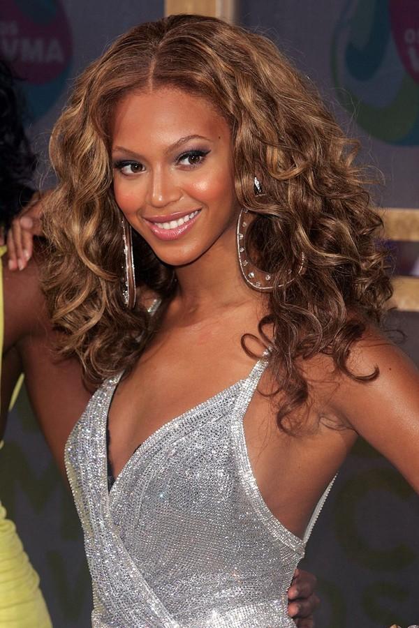 Beyoncé no MTV VMA 2005 (Foto: Getty Images)
