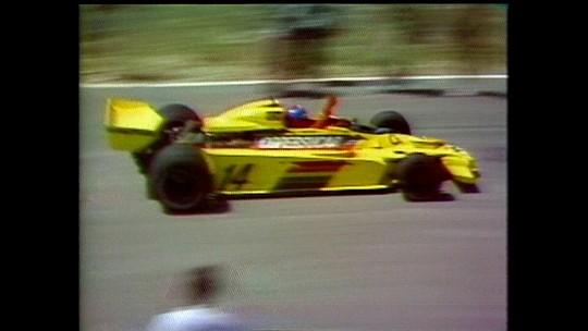 Há 40 anos nasceu a Copersucar, primeira e única equipe brazuca de F1