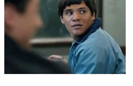 Indígena, Adanilo interpretá um estudante que tem dificuldade em se adaptar culturalmente Reprodução