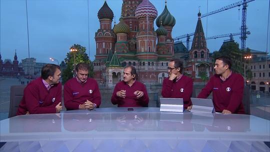 Zona Mista mostra crise entre comentaristas do SporTV