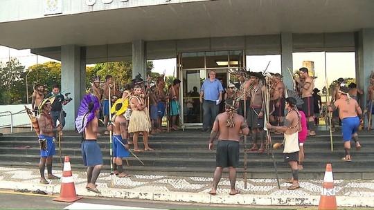 Índios da Reserva Apucaraninha devem deixar fazenda ocupada no sábado (23)