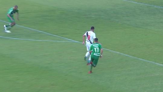 Melhores momentos: Chapecoense 1 x 1 Vasco pela 2ª rodada do Brasileirão 2018