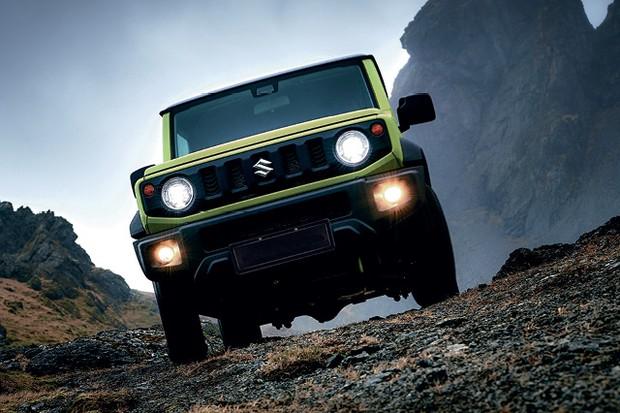 Suzuki Jimny  (Foto:  divulgação)