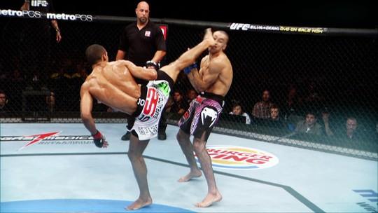 UFC 25 anos: relembre os cinco maiores nocautes do Ultimate