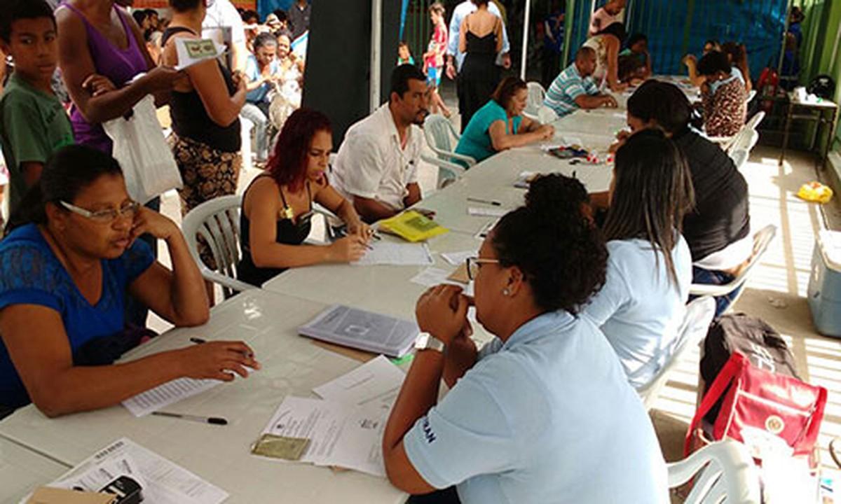 Detran faz mutirão de serviços em Campos, RJ, para diminuir impacto da paralisação