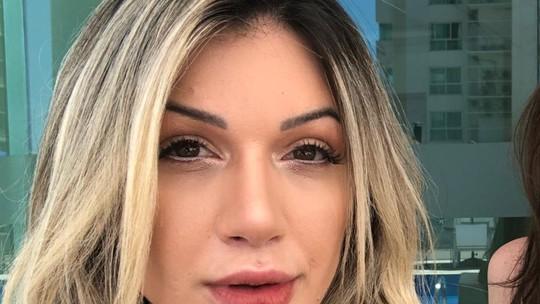 Tatiele Polyana, do 'BBB14', mostra resultado após terceira cirurgia no nariz: 'Do jeito que eu sonhava'