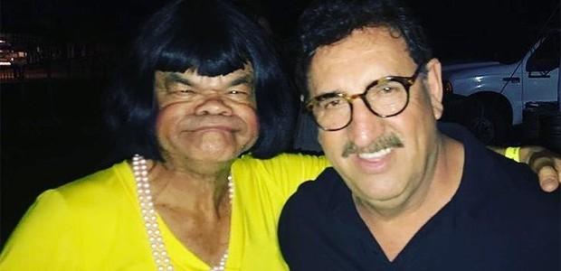 Coronavírus: Humorista Rodela morre em SP; famosos lamentam