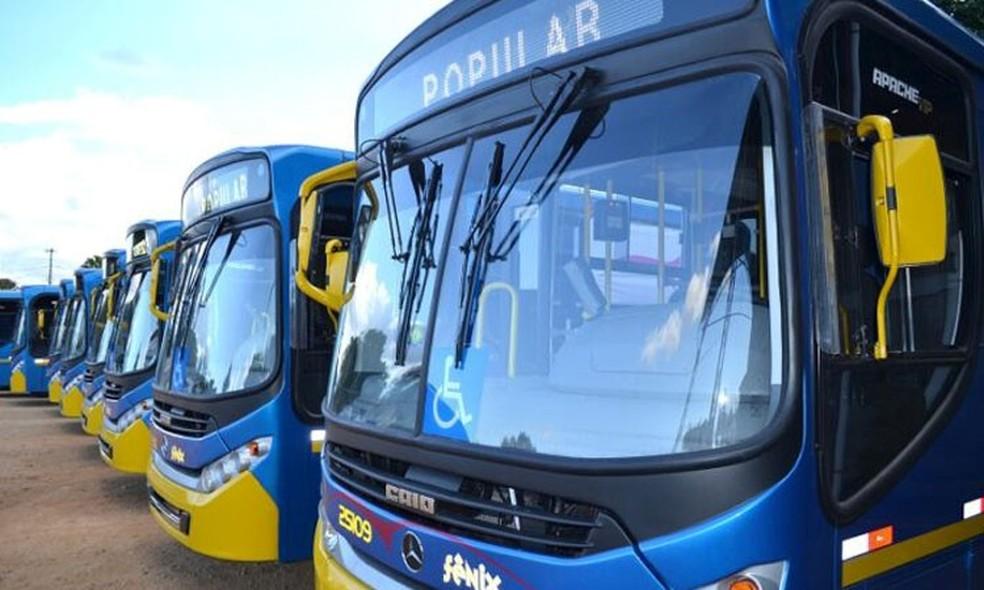Tarifas do transporte público devem subir — Foto: Divulgação