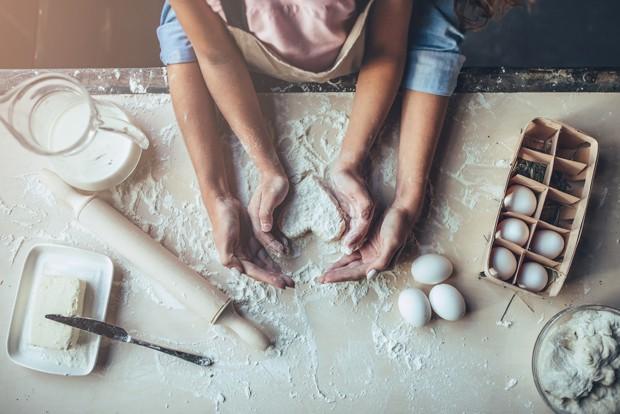 Fabiana Gabriel fala sobre as emoções que surgem ao cozinhar (Foto: Thinkstock)