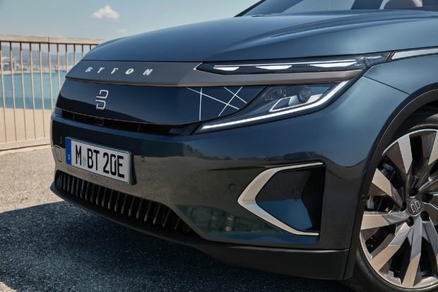 A empresa chinesa Byton apresentou seu SUV na CES 2020 (Foto: Divulgação/Byton)