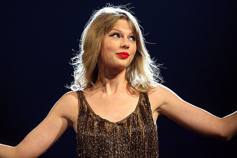 A cantora norte-americana Taylor Swift (Foto: Wikimedia Commons )