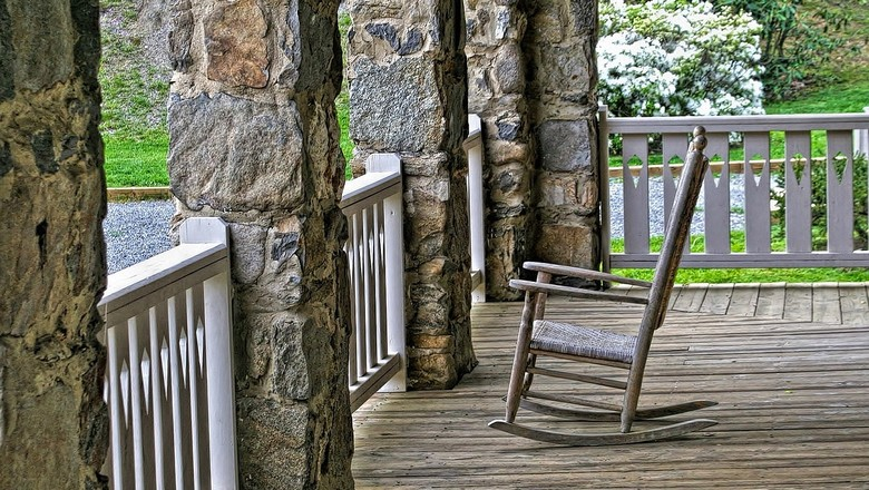 cadeira de balanço - crônica  (Foto: Pixabay)