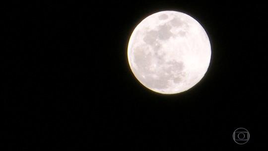 Super lua coincide com troca das estações e fenômeno só deve ocorrer novamente em 2144