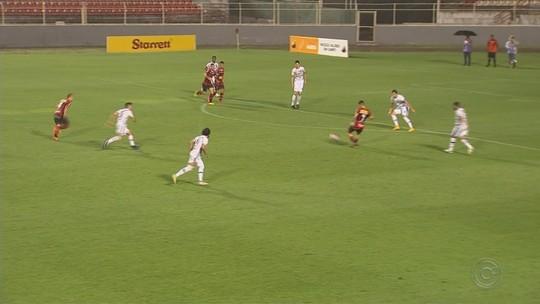 XV de Piracicaba abre dois, segura pressão e vence o Ituano pela Copa Paulista