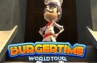 Burger Time: World Tour
