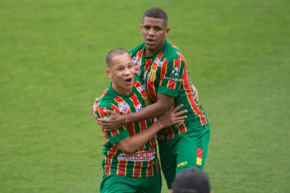 Veja Os Gols E Melhores Momentos De Avai 2 X 5 Sampaio Correa Pela Serie B Do Brasileiro Sampaio Correa Ge