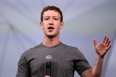6. Mark Zuckerberg (EUA), fundador do Facebook | US$ 44,6 bilhões