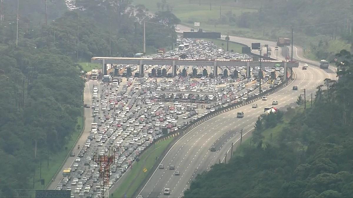 Artesp postpones toll readjustment on highways in SÃO because of the pandemic of...