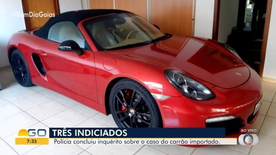Polícia indicia empresário por compra de Porsche após receber R$ 18 milhões por engano