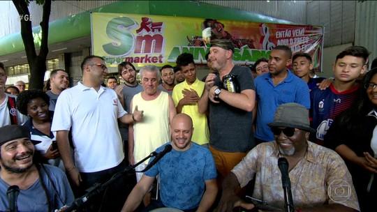 Na Tijuca, Cafezinho com Escobar ganha bola de cristal