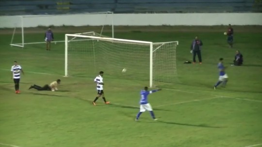 Assista aos gols de São José 6 x 0 Atlético Mogi