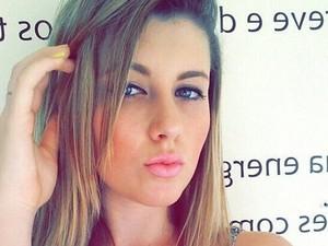 Lana, de 16 anos, é uma das vítimas (Foto: Reprodução/Facebook)