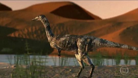 Cientistas descobrem nova espécie de dinossauro no Paraná