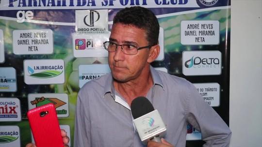 """Aroldo Moreira aprova exibição do Parnahyba: """"Com essa entrega, dificilmente você perde o jogo"""""""
