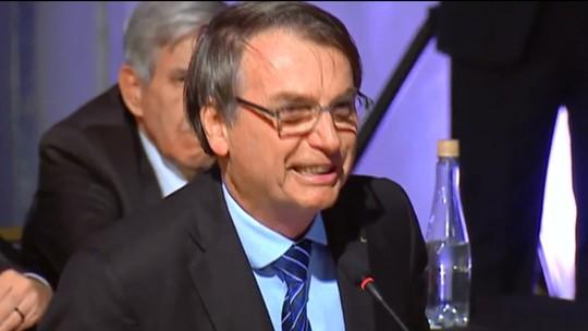 Mercosul: Bolsonaro cita novos acordos e mudanças internas entre objetivos