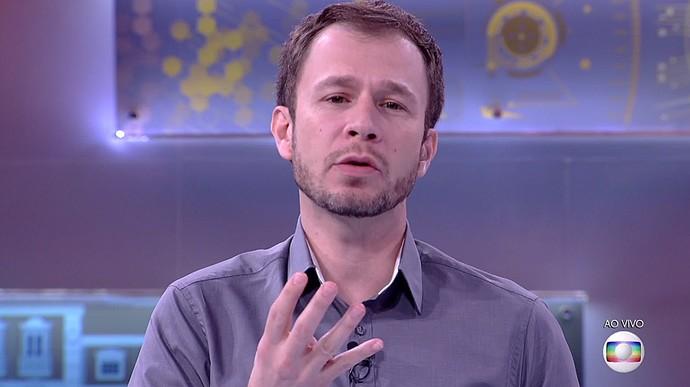 Tiago Leifert (Foto: TV Globo)