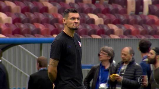 Lovren é o único jogador da Croácia que atua no campeonato inglês