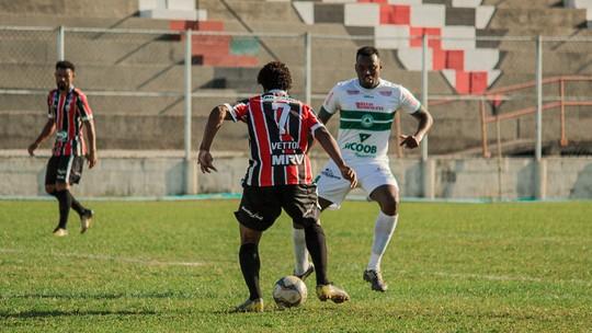 Típico camisa 9, Wagnão Balotelli decide o jogo contra o Serra e põe o Pinheiros no mata-mata