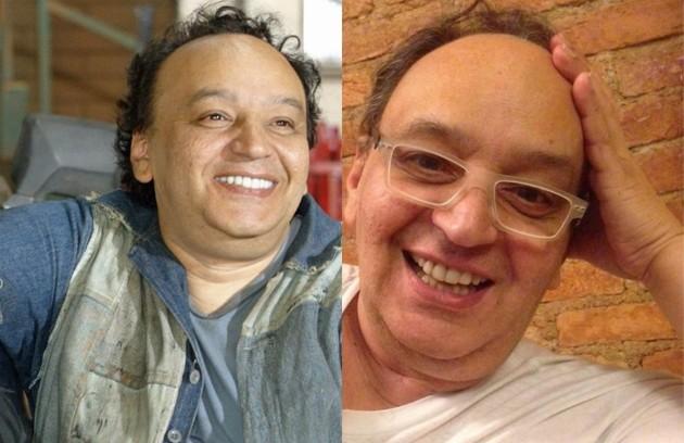 Em 'Belíssima', novela de 2005 que será reprisada pela Globo a partir de 4 de junho, Cacá Carvalho reviveu Jamanta, personagem de 'Torre de Babel'. Atualmente, o ator se dedica ao teatro. No ano passado, esteve em cartaz com 'A próxima estação' e '2X2=5' (Foto: Extra / Reprodução Facebook)