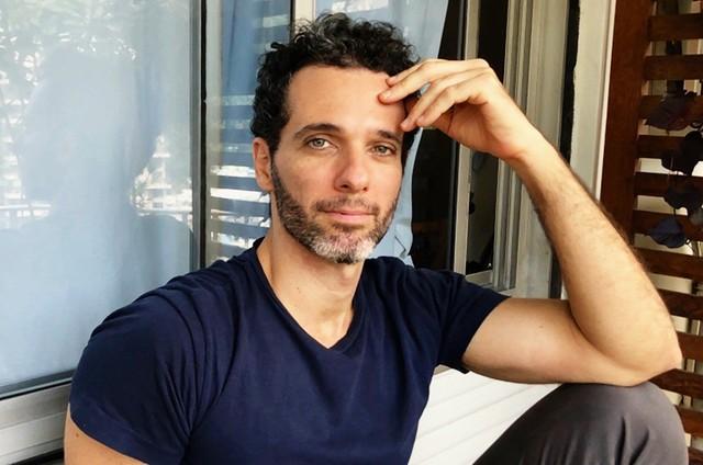 Mouhamed Harfouch (Foto: Globo / Estevam Avellar (por videochamada))