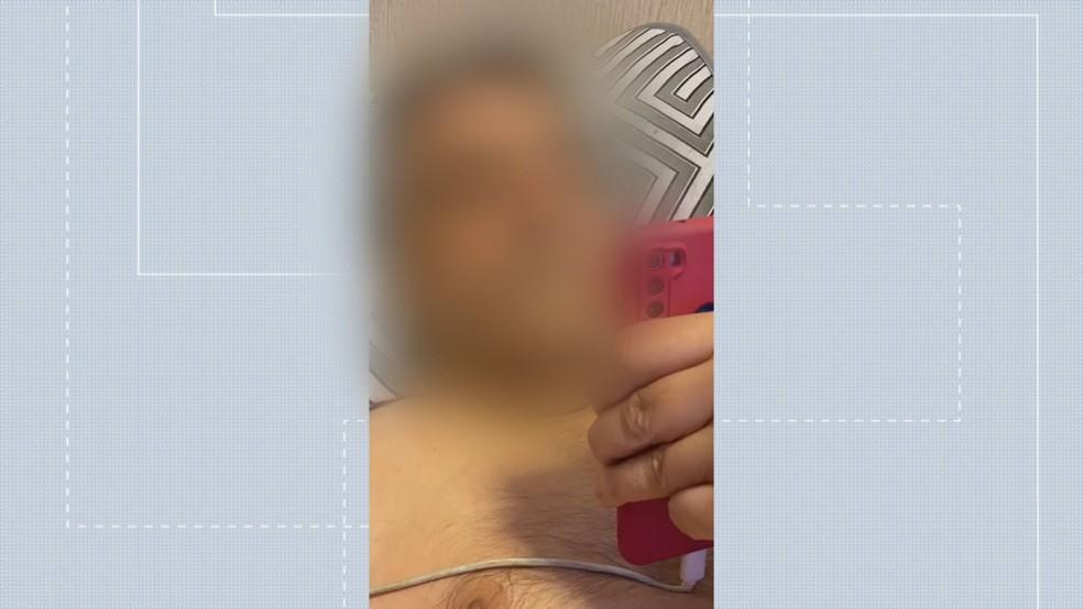 Servidor público é vítima de maus-tratos; segundo polícia, esposa é suspeita — Foto: Arquivo pessoal