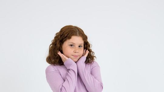 Conheça Lorena Fiori, participante do 'The Voice Kids'