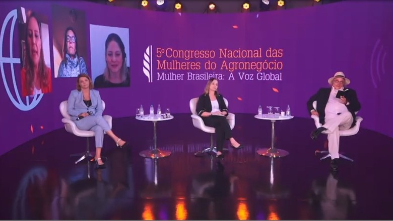painel-sucessao-mulheres (Foto: Divulgação/5CNMA)