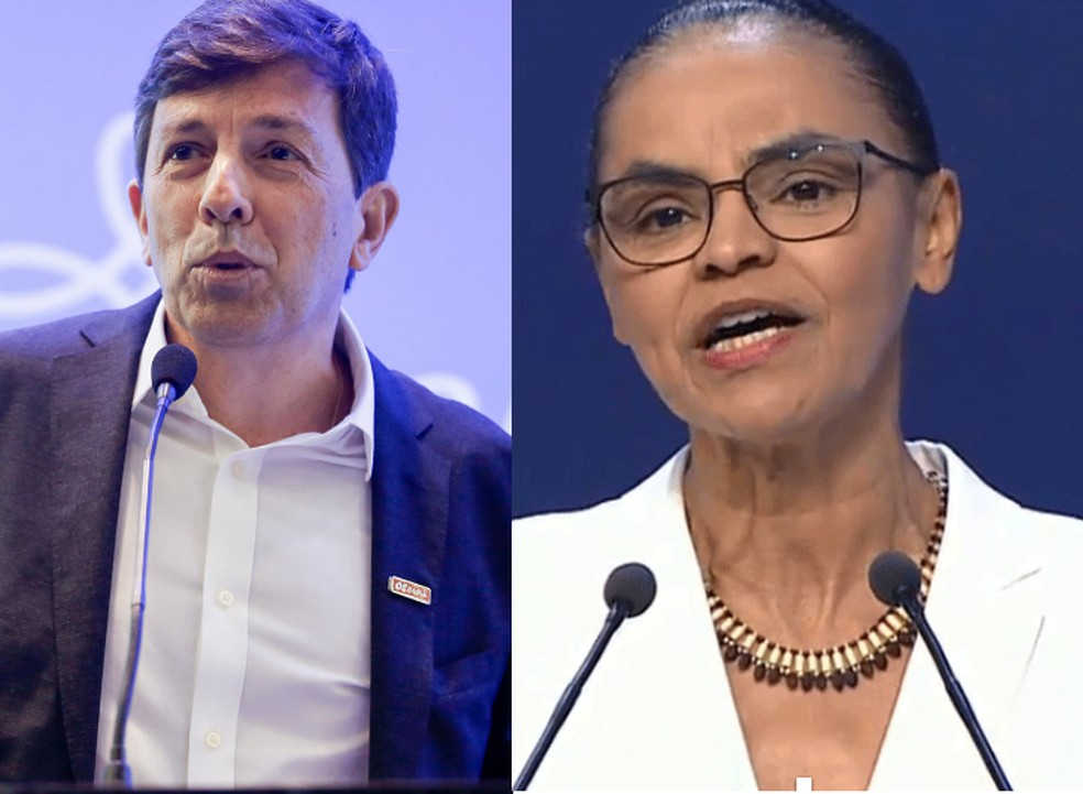 Amoêdo e Marina: intenção de voto dos que ganham mais de 5 salários mínimos em ambos caiu no último Ibope — Foto: Reprodução
