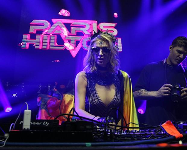 Paris Hilton (Foto: Deividi Correa / AgNews)